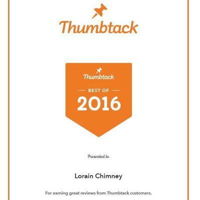 Lorain Chimney Lorain, OH Thumbtack
