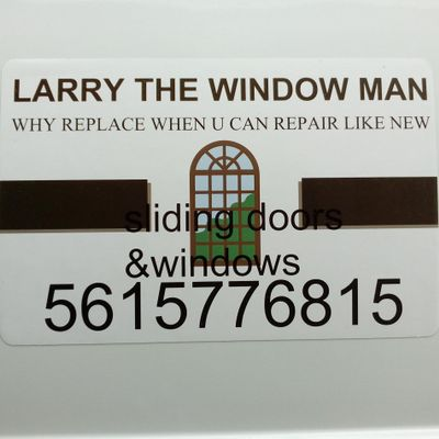Avatar for Larry The Window Man Delray Beach, FL Thumbtack