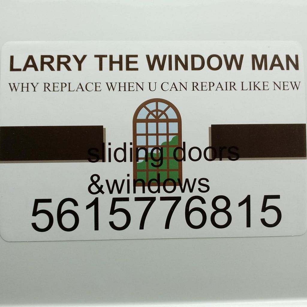 Larry The Window Man