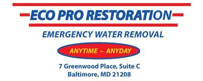 Avatar for Eco Pro Restoration