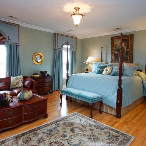 Private Residence Master Suite