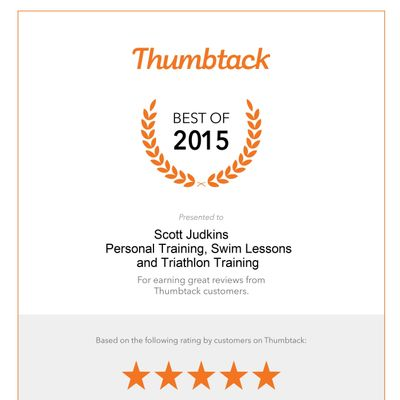 Avatar for Scott Judkins Personal Training, Swim Lessons San Francisco, CA Thumbtack