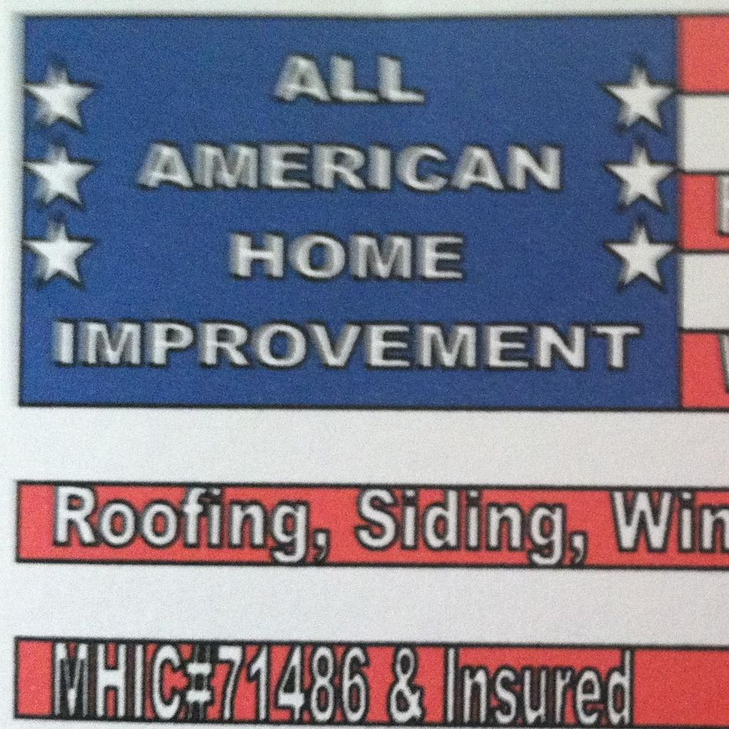 All American Home Improvement Inc Gambrills Md