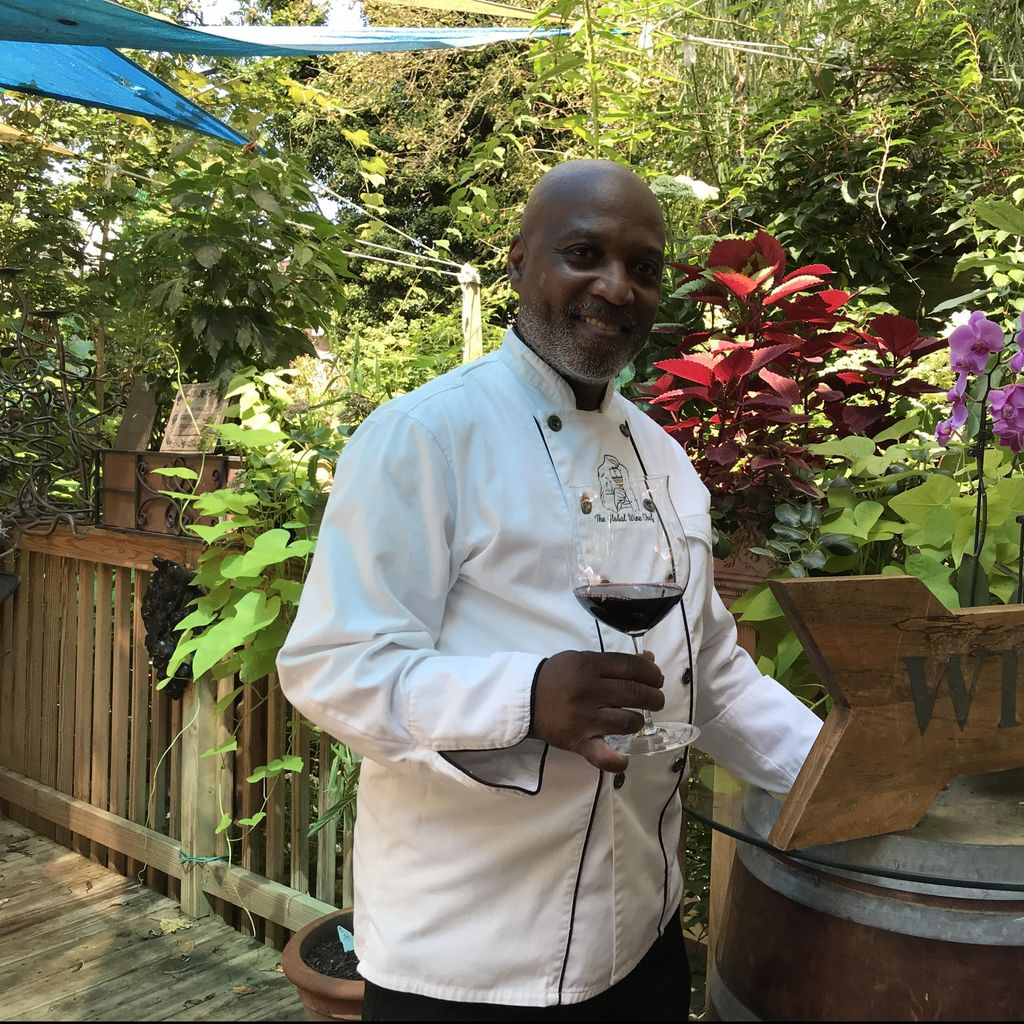 Tony Lawrence - Global Wine Chef