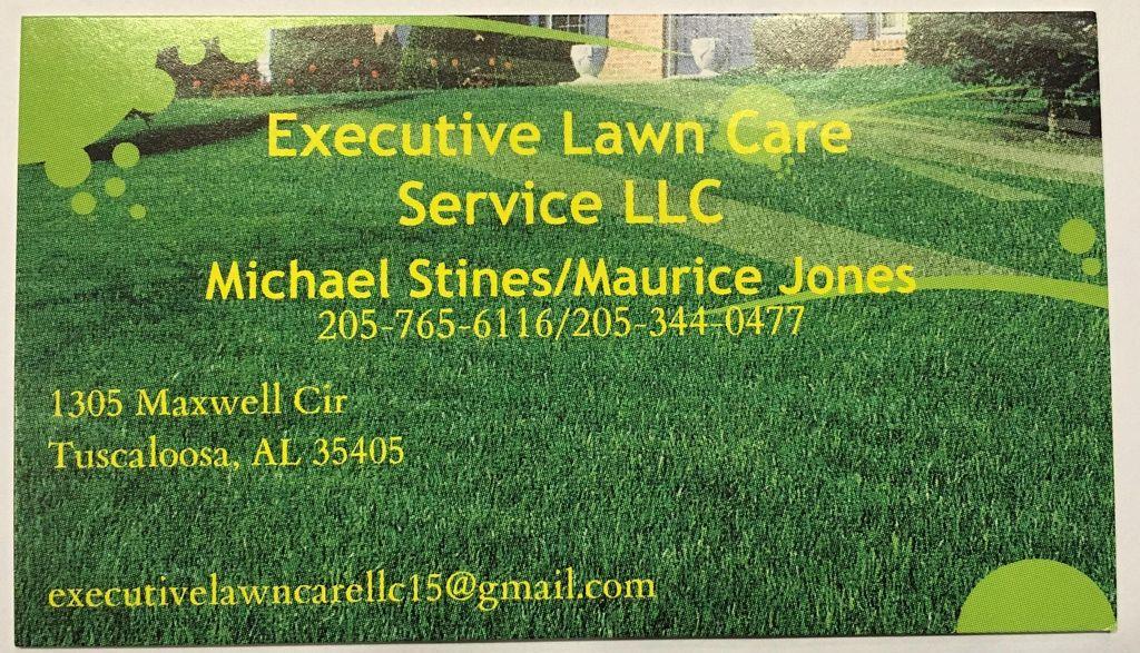 Executive Lawn Care Service LLC