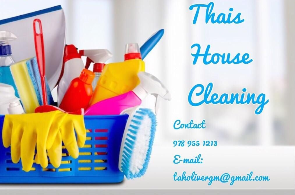 Thais House Cleaning
