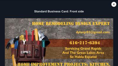Avatar for Erazo Construction Grand Rapids, MI Thumbtack