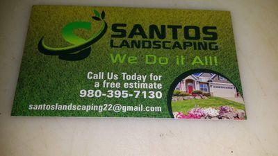 Avatar for Santos landscaping Charlotte, NC Thumbtack