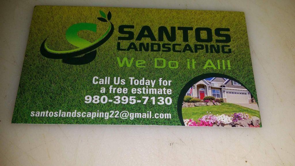 Santos landscaping