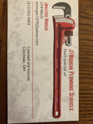 Avatar for Morgan plumbing Cincinnati, OH Thumbtack