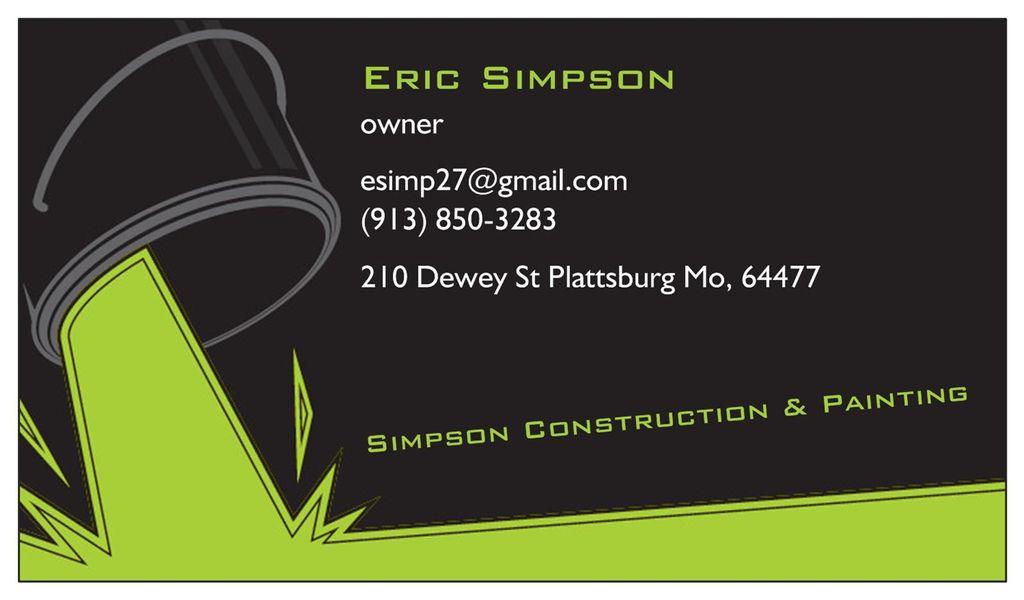 Simpson construction