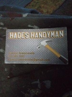 Avatar for Hades Handyman Torrance, CA Thumbtack