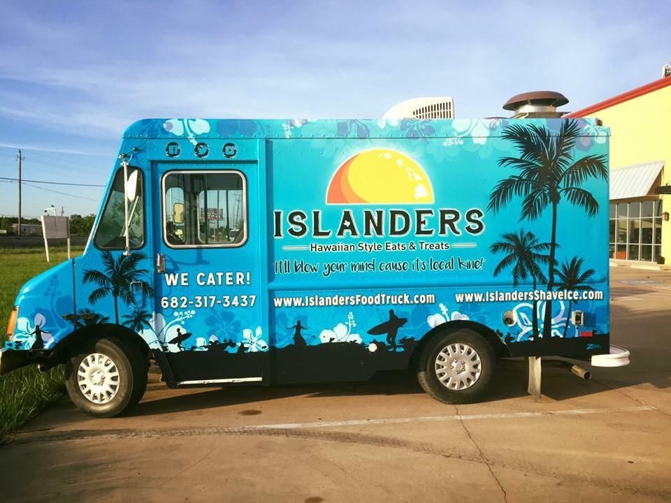 Islanders Food Truck & Catering