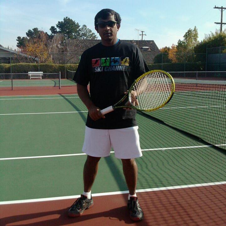 Biju's Tennis Lessons