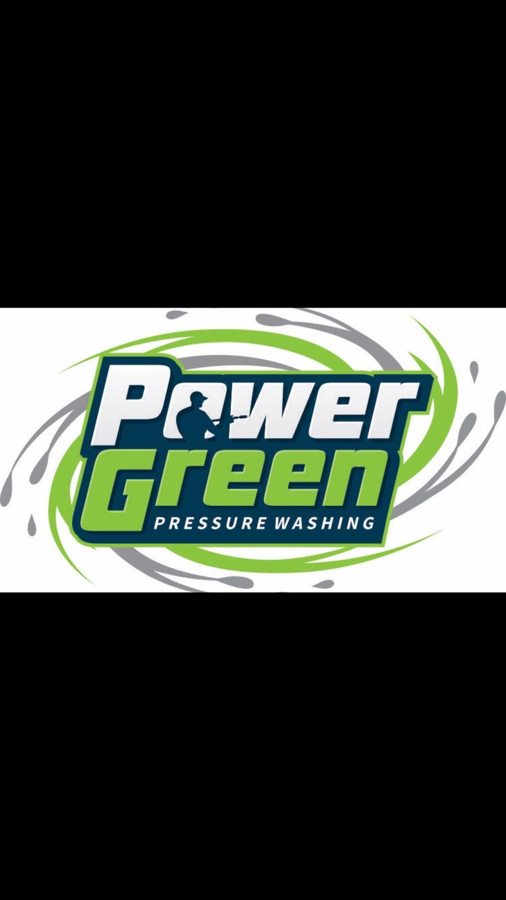 Powergreen Pressure Washing and Lighting