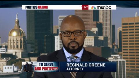 On MSNBC Politics Nation Show Discussing $40M Lawsuit Against Police in Ferguson Missouri