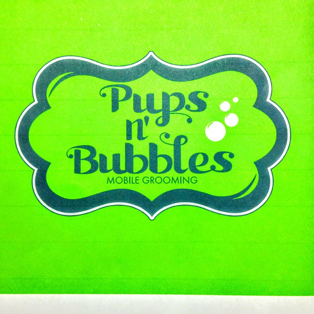 Pups N' Bubbles Mobile Grooming