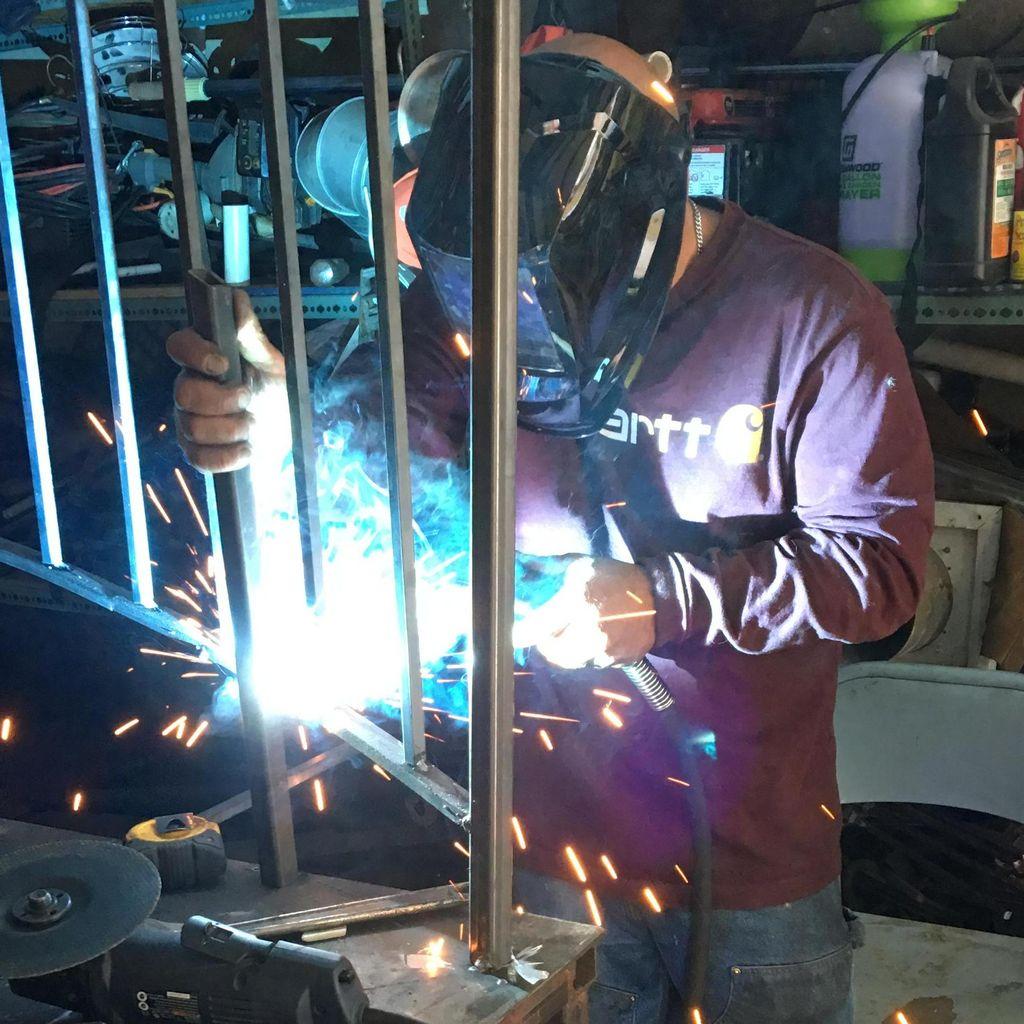 Man of Steel Welding Services