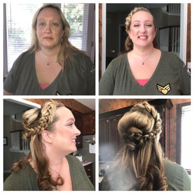 Avatar for Hair & Makeup By Alley Lawrence, KS Thumbtack