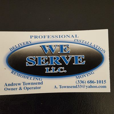 Avatar for WeServe LLC Greensboro, NC Thumbtack