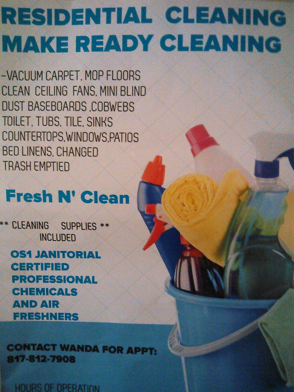 FreshN'Clean