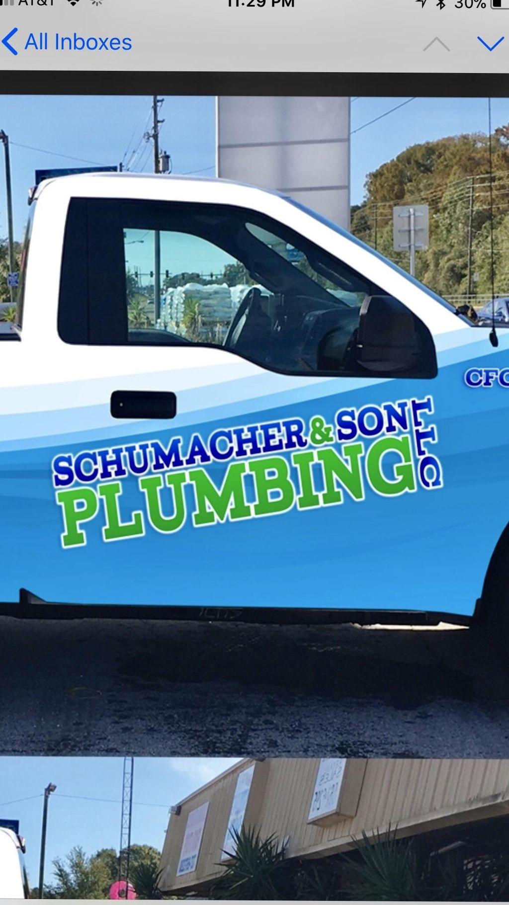 Schumacher&son Plumbing