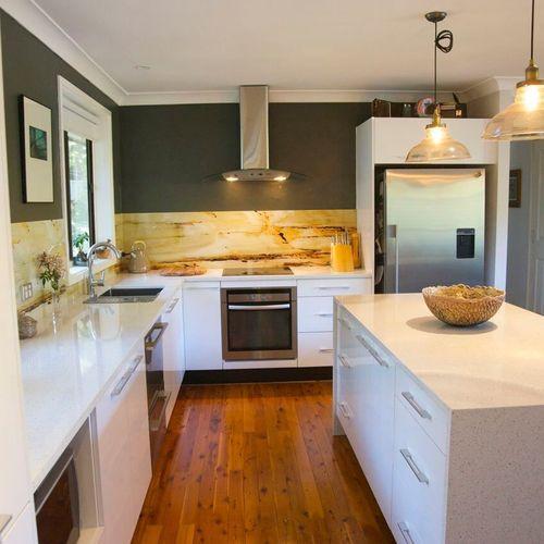 Kitchen in Costa Mesa....