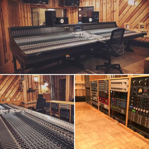 Rupert Neve 9098i - 72 channel/160 input - One of the finest sounding consoles ever built!