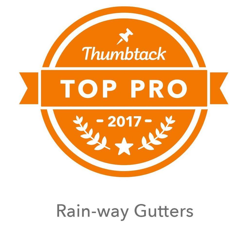 Rain-way Gutters