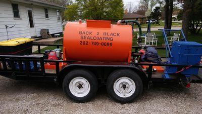 Avatar for Back 2 Black Sealcoating