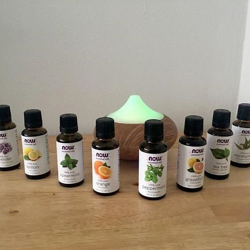 Pick your favorite essential oil while we clean your place