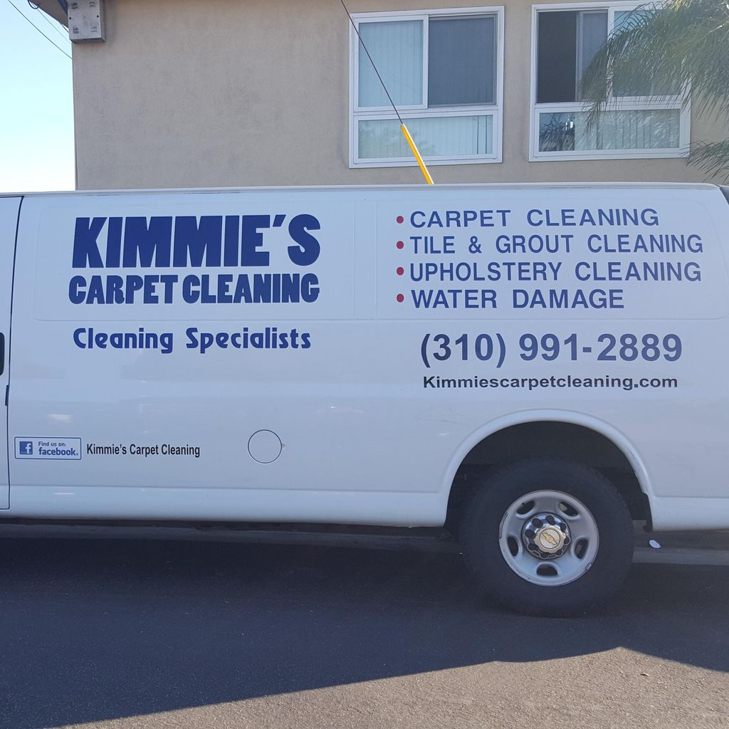 Kimmie's Carpet Cleaning