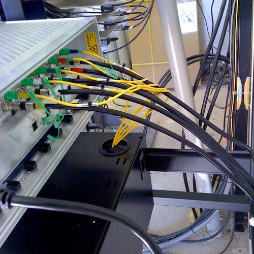Fiber Splicing & installation