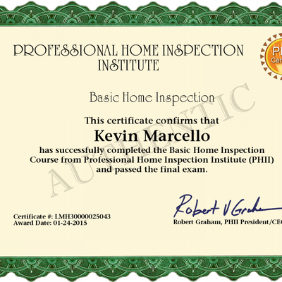 Avatar for Aloha Home Inspection