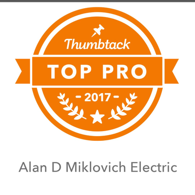 Avatar for Alan D Miklovich Electric Santa Clarita, CA Thumbtack