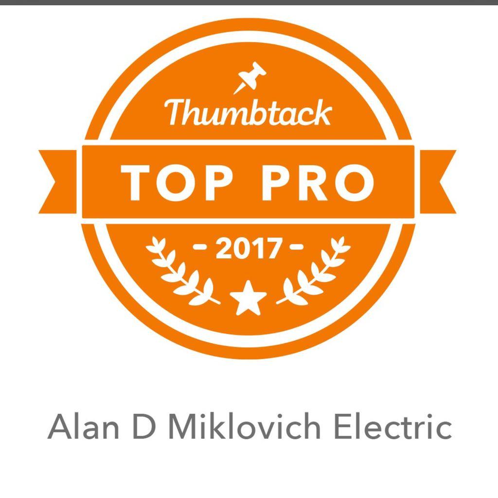Alan D Miklovich Electric