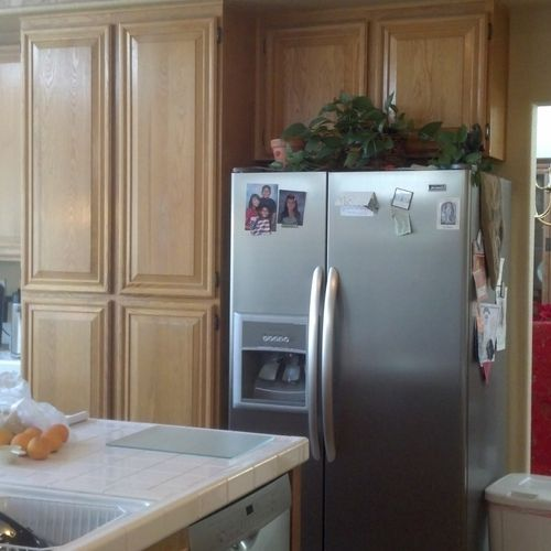 2013 - Temecula kitchen remodel- Before picture #3