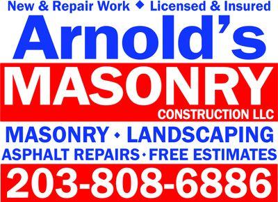 Avatar for Arnold's Masonry And Construction, LLC Waterbury, CT Thumbtack