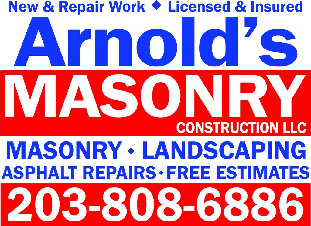 Arnold's Masonry And Construction, LLC