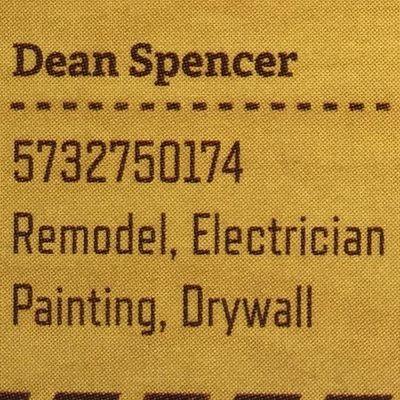 Avatar for Dean Spencer Jackson, MO Thumbtack