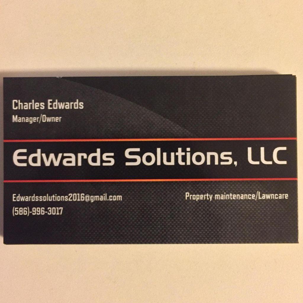 Edwards Solutions, LLC