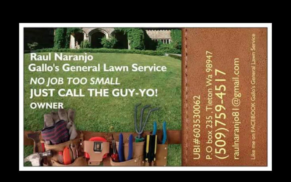 Gallo's General Lawn Service
