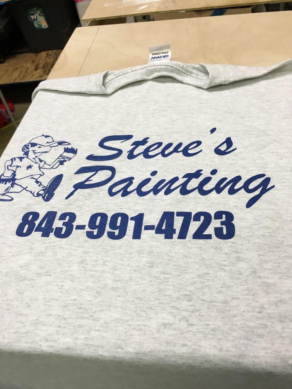 Steve's Painting