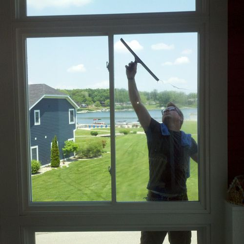 Using our Window Cleaning service will allow you to see the world as it should be seen.