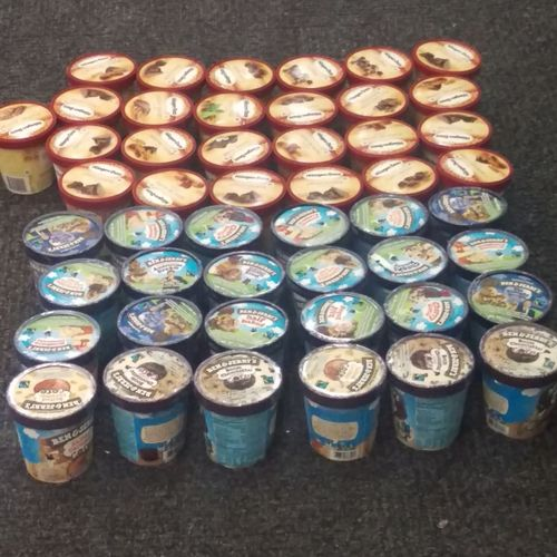 Ice Cream Worth $500 Stolen By Two Thieves At A Walgreens Store Recovered By Big Mitch's Armed Security  Personnel.