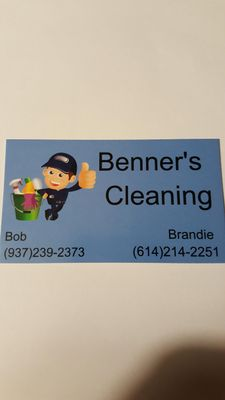 Avatar for Benner's Cleaning Columbus, OH Thumbtack