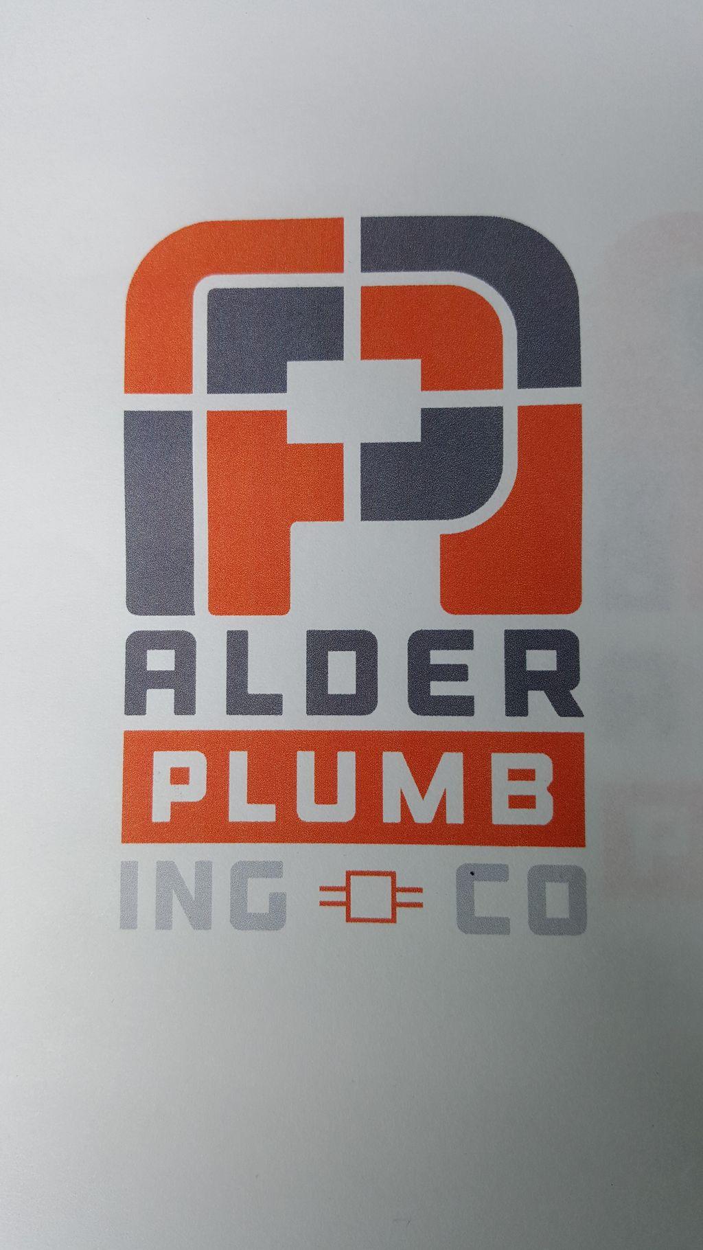 Alder Plumbing Llc