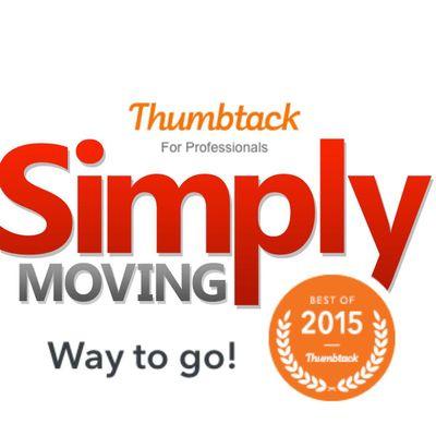 Avatar for Simply Moving & Storage Bronx, NY Thumbtack