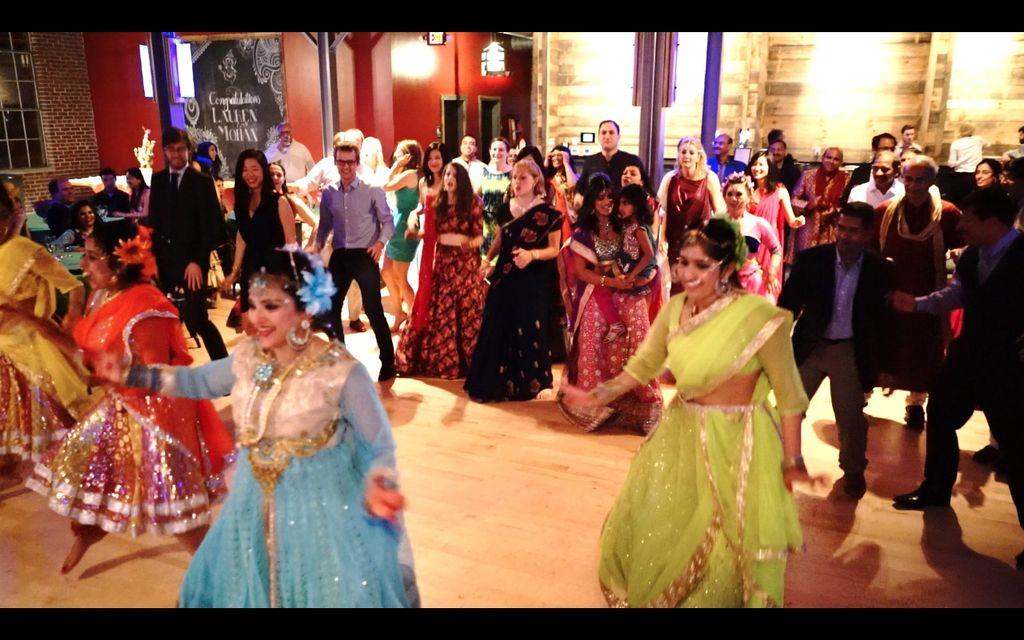 Dance entertainment at Weddings