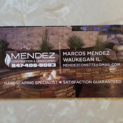 Avatar for mendez construction&landascaping Waukegan, IL Thumbtack